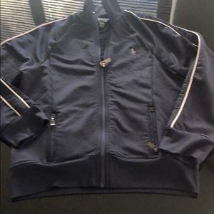 Jacket from Ralph Lauren in navy blue size 8-10